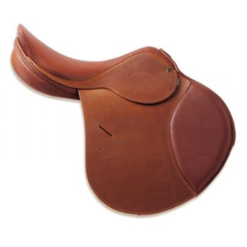 Zaldi jumping saddle - Oro